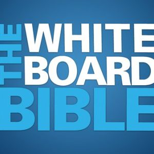 "The Whiteboard Bible Study is designed to help anyone gain a fundamental understanding of the narrative Bible (and we get to watch cartoons!)  Volume 2 begins with a civil war dividing the nation of ancient Israel and continues through the Gospels. In other words, it fits right in with our current Worship Series adventures.   Join us at 9:45 Sunday morning in Fellowship Hall ""A"" starting October 7th."
