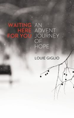 It comes the same time every year……Christmas. We have plenty of time to anticipate it, or in some cases...dread it. And, before we know it, it's gone as quickly as it came.   Join pastor and author Louie Giglio in an Advent journey to discover that waiting is not wasting when you're waiting on the Lord. In Waiting Here for You, participants will find peace and encouragement for their souls as the anticipation of Advent leads toward celebration at Christmas….   Join us starting Sunday, December 8th. Lower Level of Fellowship Hall – 9:45am.